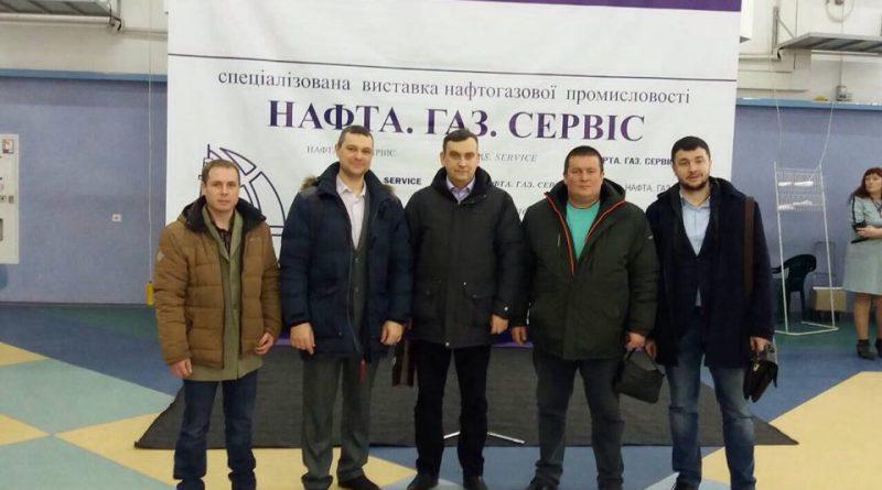 Полтавські фахівці Держпраці відвідали виставку нафтогазової промисловості