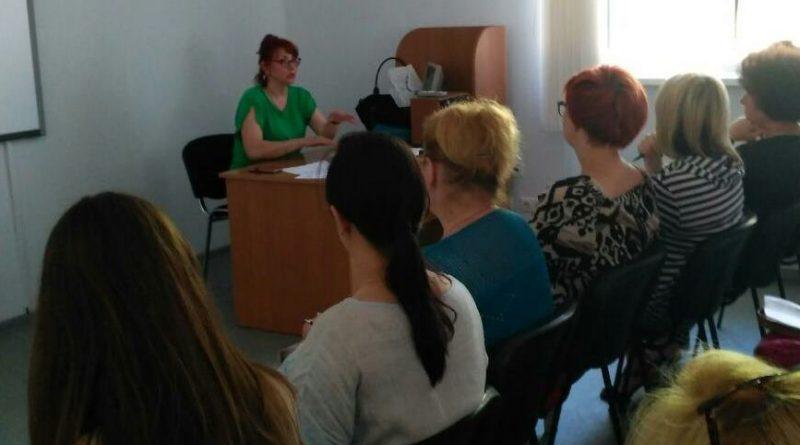 У Кременчуцькому центрі зайнятості пройшов семінар з питань легалізації найманої праці