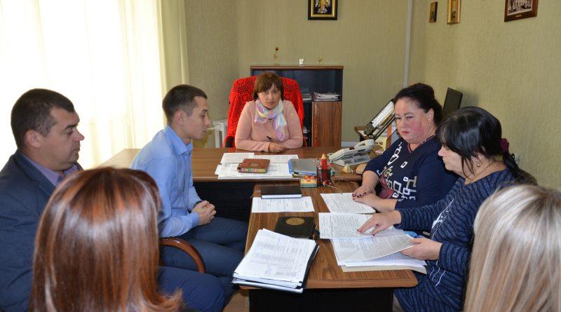 Відбулась робоча зустріч полтавських фахівців Держпраці та Державної фіскальної служби щодо спільних заходів, спрямованих на детінізацію ринку праці