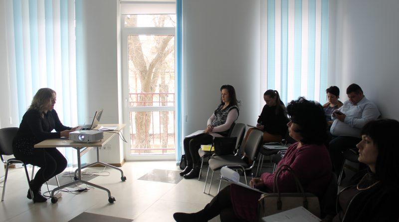 За участю інспектора Держпраці відбувся семінар з питань організації кадрової роботи для представників ОТГ Полтавщини